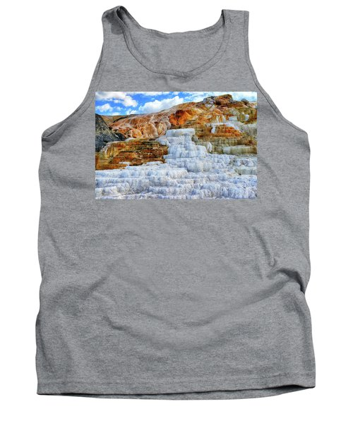 Palette Steps Tank Top by Greg Norrell