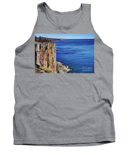 Palisade Head Tettegouche State Park North Shore Lake Superior Mn Tank Top