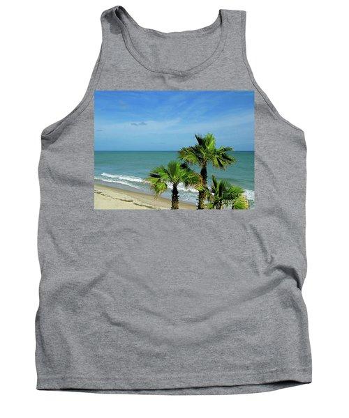 Palms At Vero Beach Tank Top