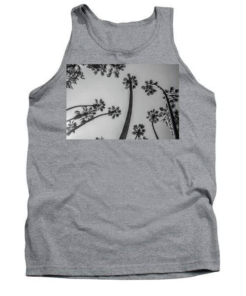 Tank Top featuring the photograph Palms Up II by Ryan Weddle