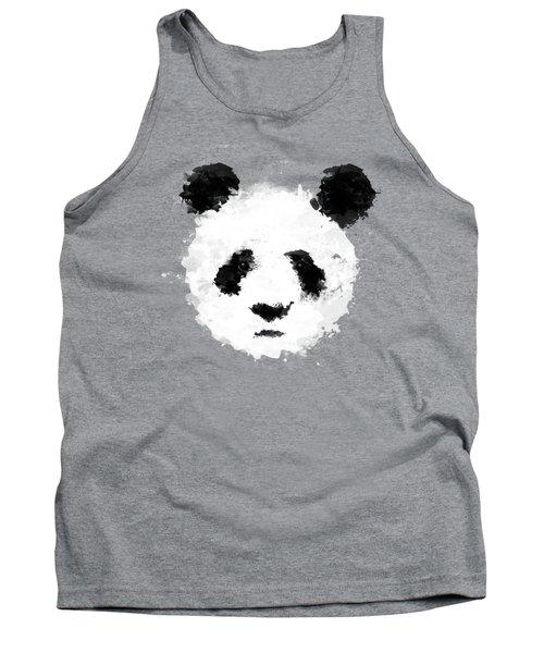 Panda Tank Top by Mark Rogan