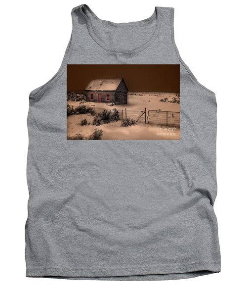 Panguitch Homestead Tank Top by William Fields