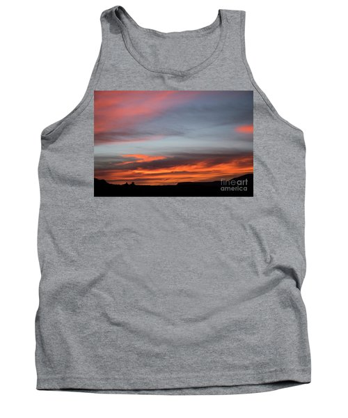 Panorama Point View Capital Reef Tank Top