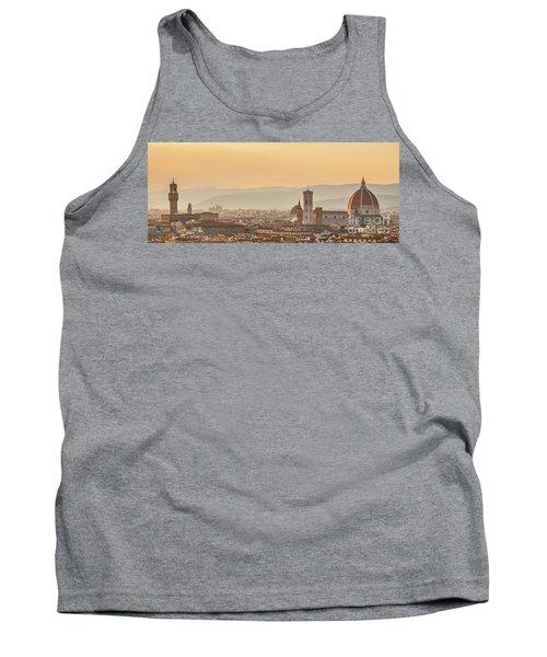 Panorama Of Florence Tank Top