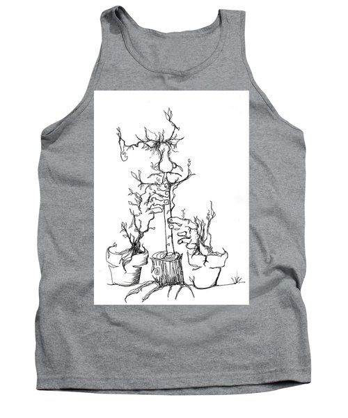 Pan's Fried Flute Tank Top