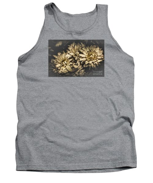 Tank Top featuring the photograph Paper Flowers by Jorgo Photography - Wall Art Gallery
