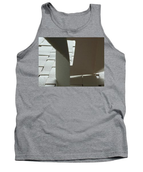 Paper Structure-1 Tank Top