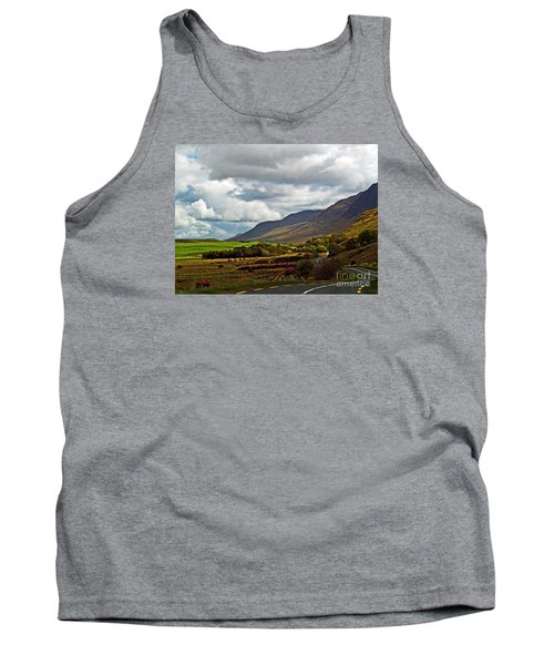 Paradise In Ireland Tank Top by Patricia Griffin Brett