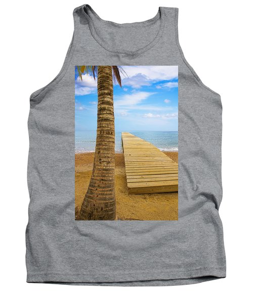 Paradise Tank Top by Marlo Horne