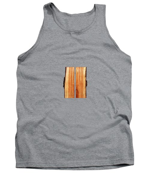 Parallel Wood Tank Top