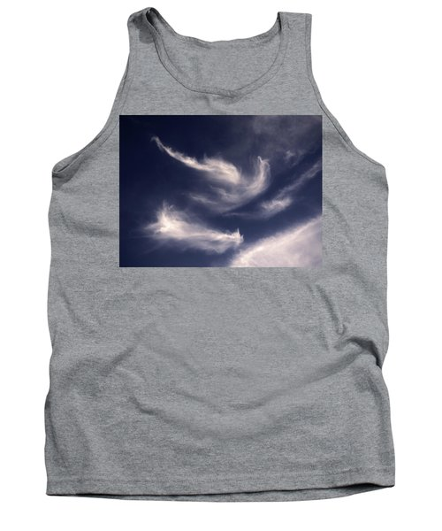 Tank Top featuring the photograph Pareidolia by Robert Geary