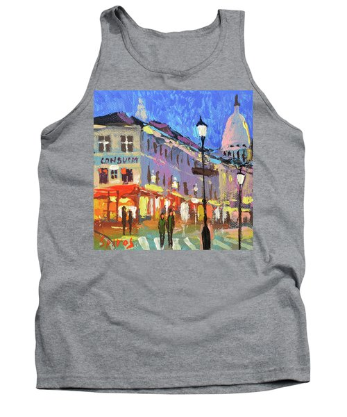 Parisian Street Tank Top