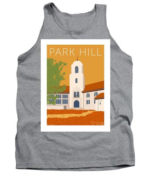 Park Hill Gold Tank Top