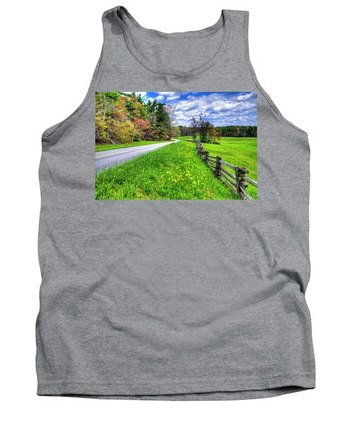 Parkway Spring Tank Top by Dale R Carlson