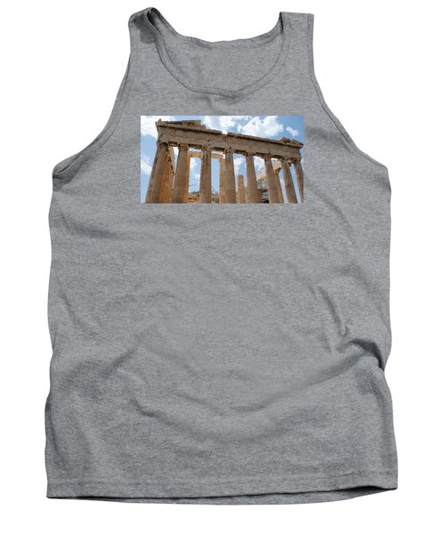 Tank Top featuring the photograph Parthenon by Robert Moss