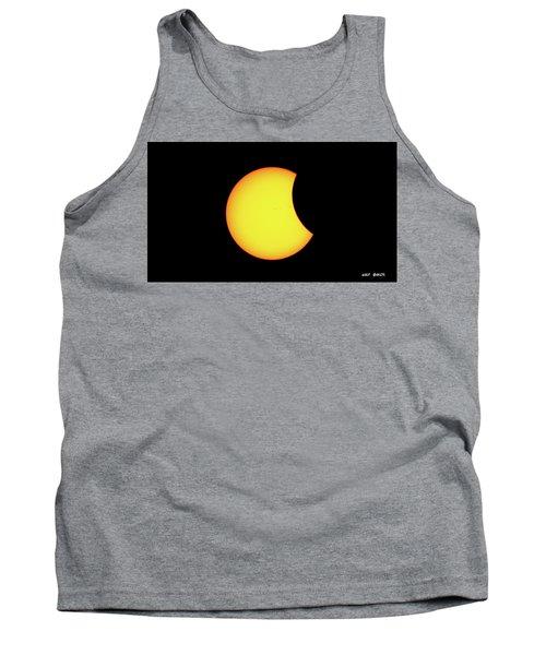 Partial Eclipse 1 Tank Top