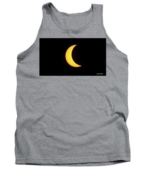 Partial Eclipse 4 Tank Top
