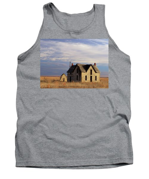 Passing Time Tank Top by Christopher McKenzie