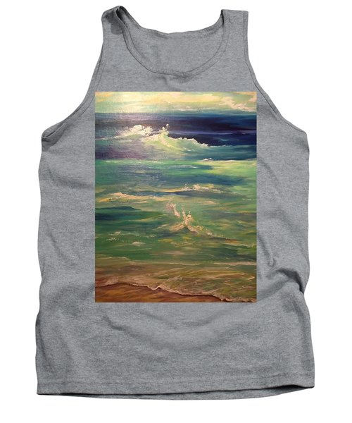 Passion Tank Top by Heather Roddy