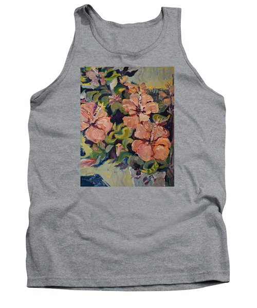 Passion In Dubrovnik Tank Top by Julie Todd-Cundiff