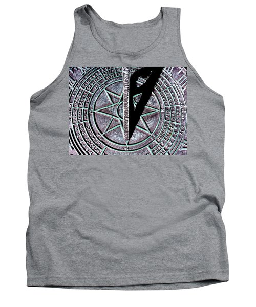Past Time Tank Top