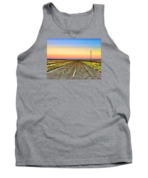 Pastel Morning Tank Top