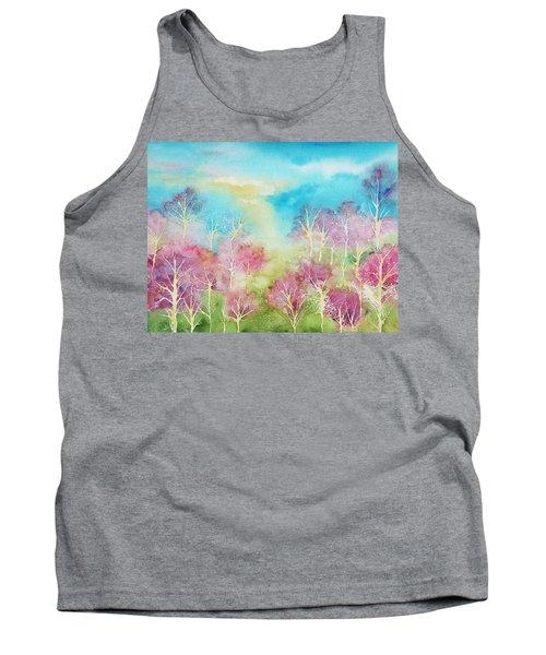 Pastel Spring Tank Top