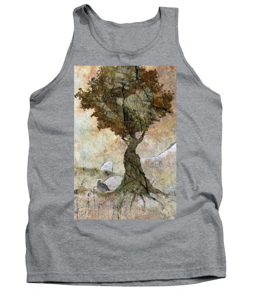 Pastoria - Year Of The Dragon Tank Top by Ed Hall