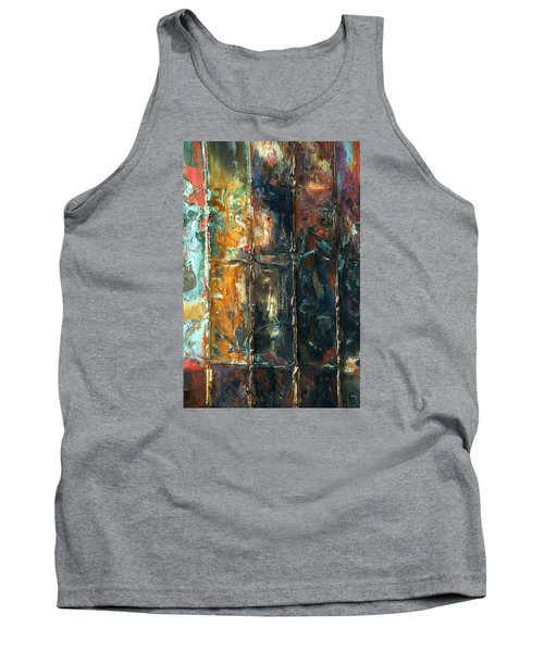 Patchworks 2 Tank Top