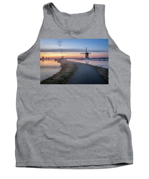 Path Through Windmill City Tank Top