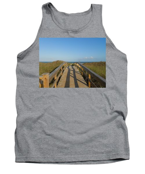 Path To Happiness Tank Top