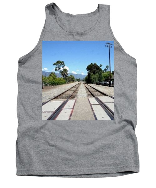 Path To Infinity Tank Top
