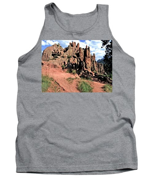 Path To Red Rocks Tank Top