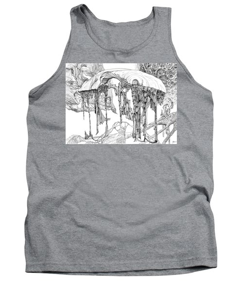 Pavilion Tank Top by Charles Cater
