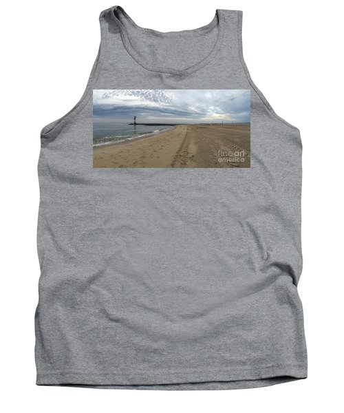 Peace At The Inlet Tank Top