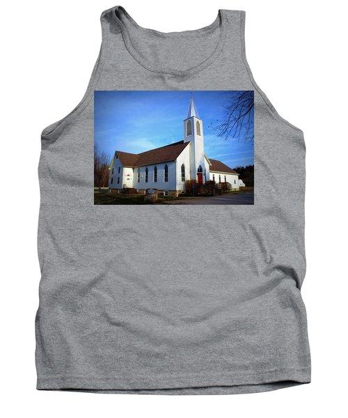Peace Church Tank Top