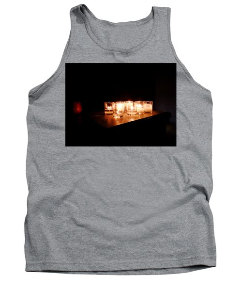 Peace On A Stormy Night Tank Top