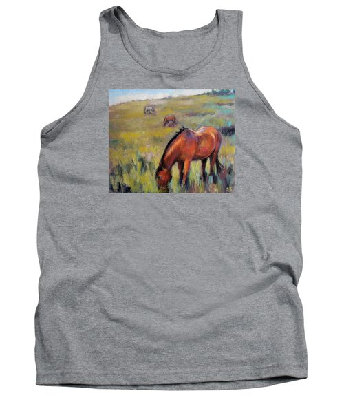 Peace On The Mountain Tank Top