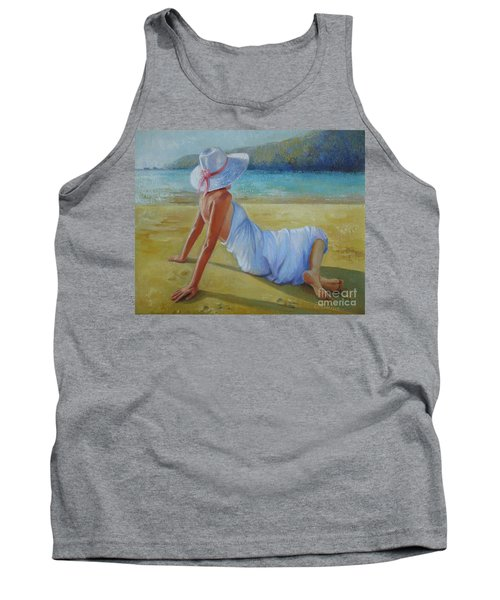 Peaceful Moments Tank Top