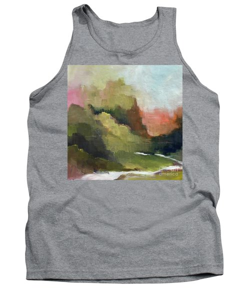 Peaceful Valley Tank Top
