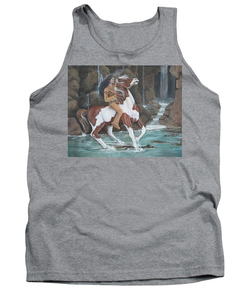 Peacemaker's Ride Tank Top