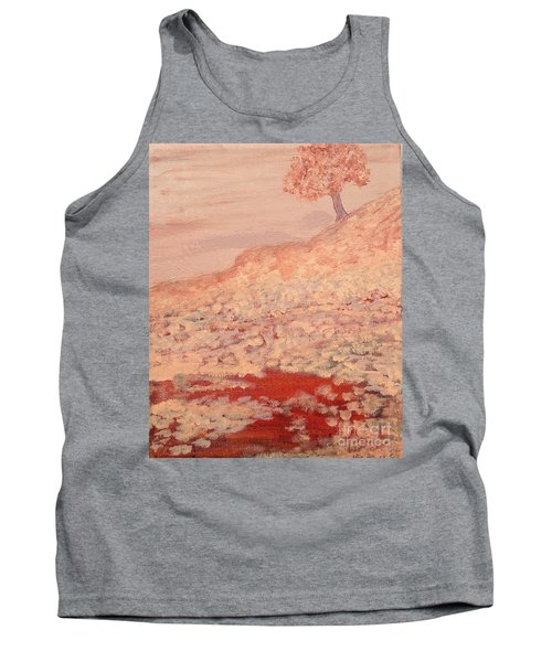 Peachy Day Tank Top