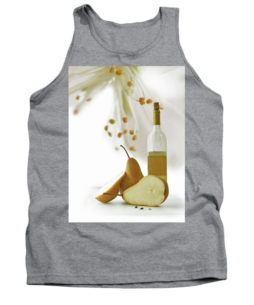 Pears Blossom Tank Top