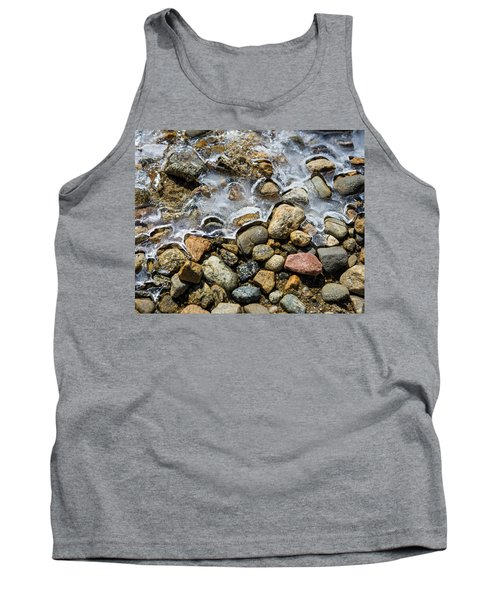 Pebbles And Ice Tank Top