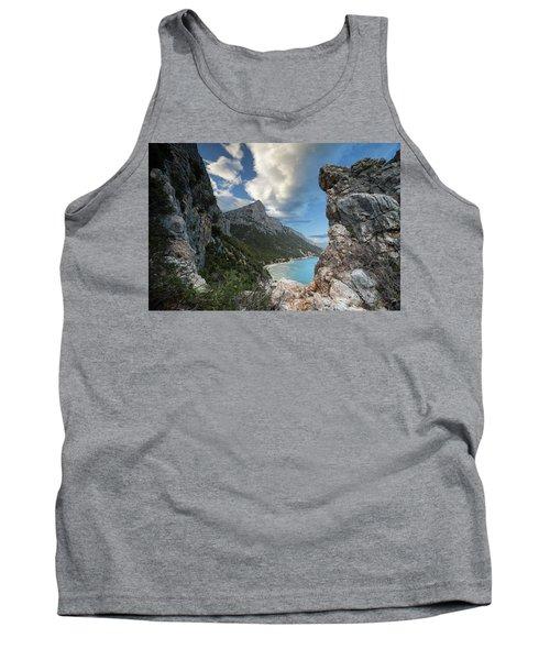 Pedra Longa Rocks Tank Top