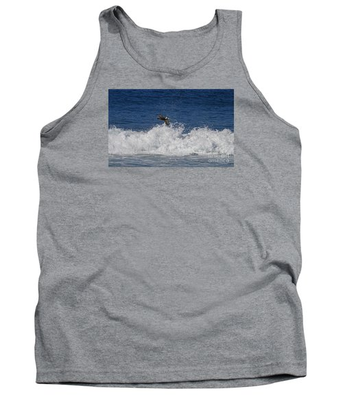 Pelican And Waves Tank Top