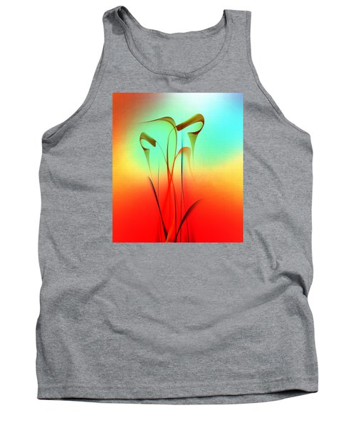 Penman Original- 398- Art For Peace Tank Top by Andrew Penman