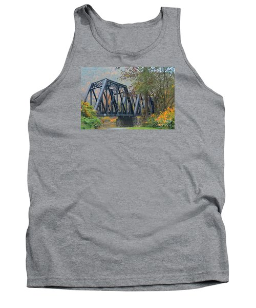 Pennsylvania Bridge Tank Top