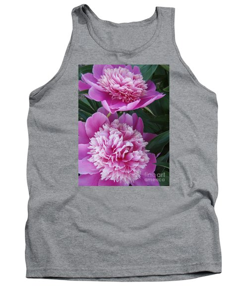 Tank Top featuring the photograph Peony by Kristine Nora