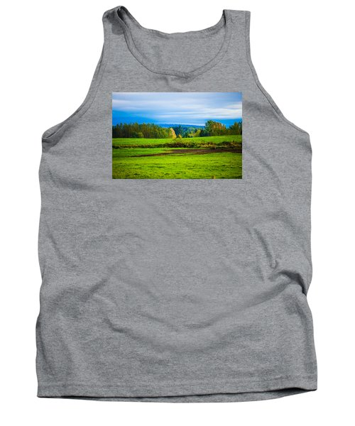 Perfect Place For A Meadow Tank Top